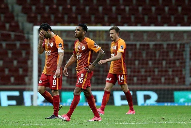 İşte Galatasaray'da alınacak şok kararlar!