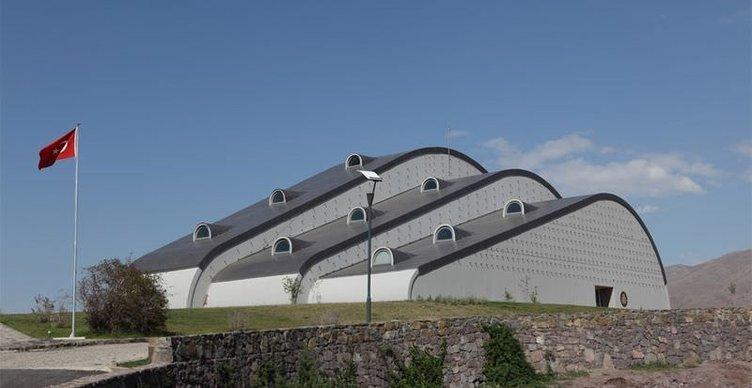 Baksı Müzesi, 2014 Avrupa Konseyi Müze Ödülü'nün sahibi oldu