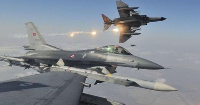TSK'dan Hakkari'de hava harekatı