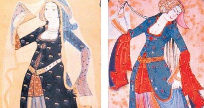 Osmanlı'da giyim bir sanattı