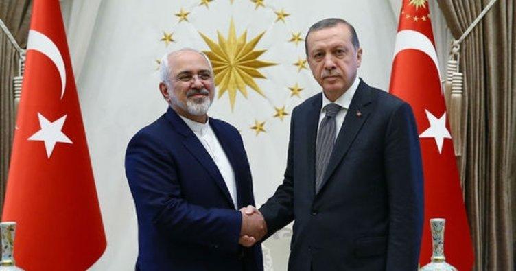 Erdoğan, İran Dışişleri Bakanı Zarif'i kabul edecek