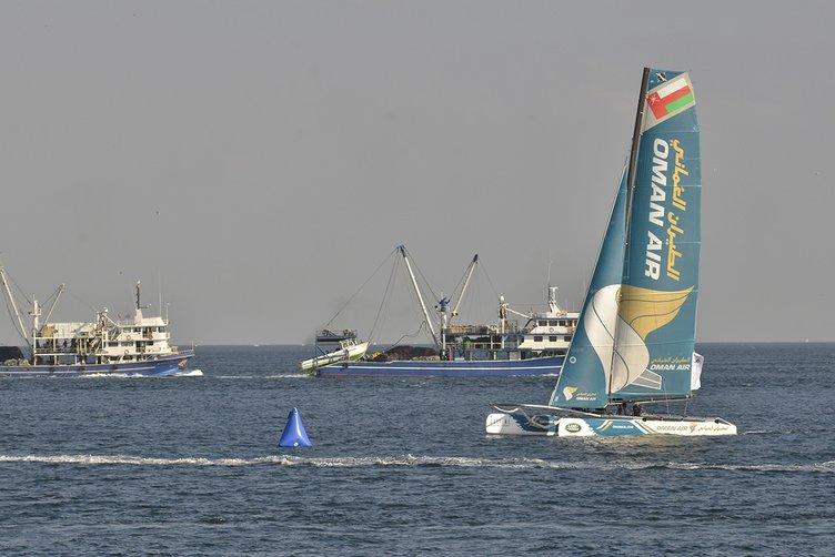 Denizlerin Formula yarışı İstanbul'da yapıldı