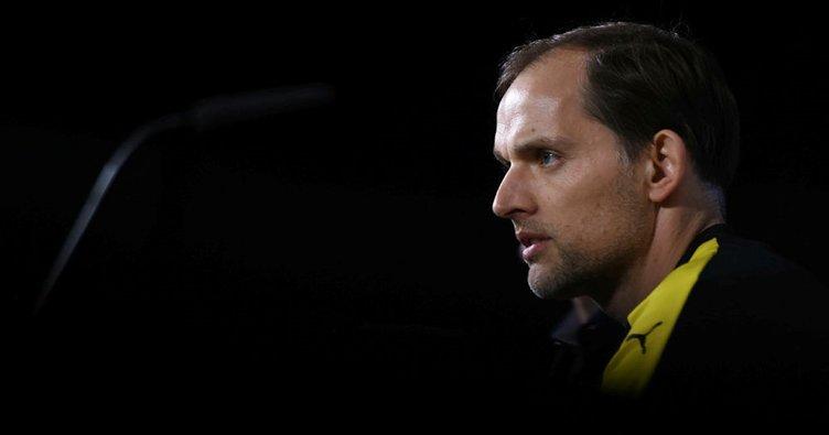 Borussia Dortmund'da Tuchel devri sona erdi