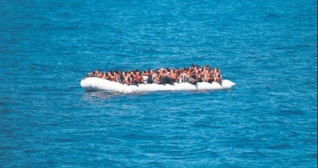 '100 göçmen ölmüş olabilir'