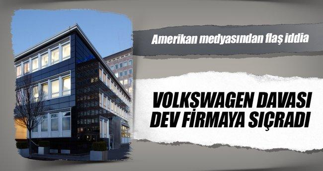 ABD, VW davasında Bosch'u da soruşturuyor