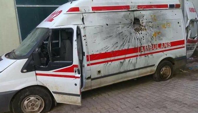 Diyarbakır'da teröristlerle silahlı çatışma