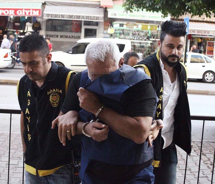 Şok cihazlı tacizci tutuklandı