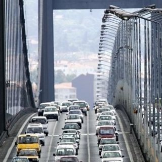 Köprü ve otoyollardan 6 ayda 679 milyon lira gelir