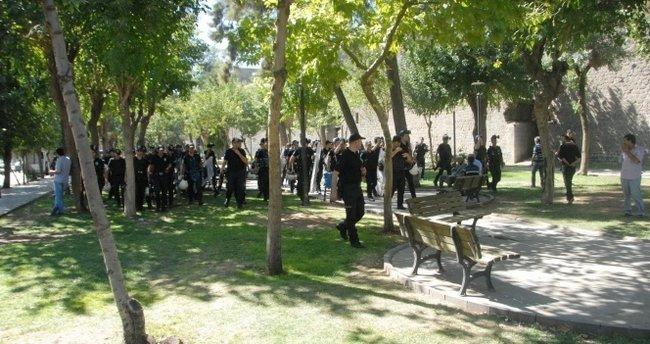 PKK ve DBP'nin çağrısı, Diyarbakır'da karşılık bulmadı