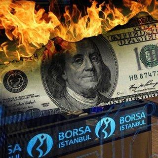 Borsa coştu dolar çakıldı