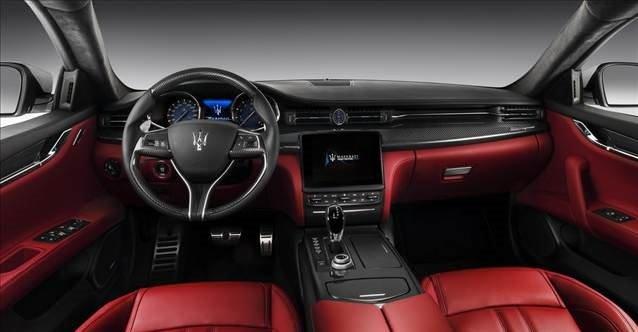 Maserati Quattroporte yenilendi