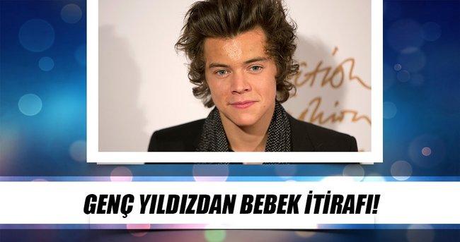 HARRY STYLES'TEN BEBEK İTİRAFI