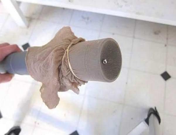 Kaçmış çoraplarınızı çöpe atmayın