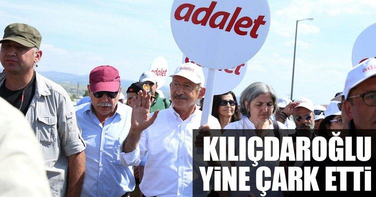 Kemal Kılıçdaroğlu bir kez daha çark etti