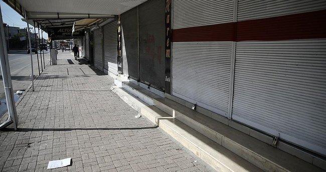 Adana'da kepenk kapatan esnaf hakkında soruşturma