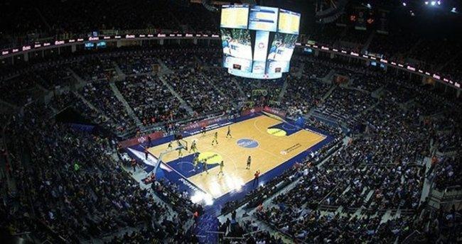 Eurobasket 2017 grup maçları Ülker Sports Arena'da