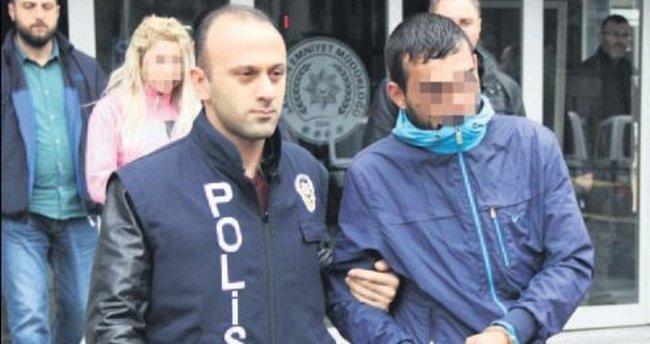 Üç hırsız, aylar süren takip sonucu yakalandı