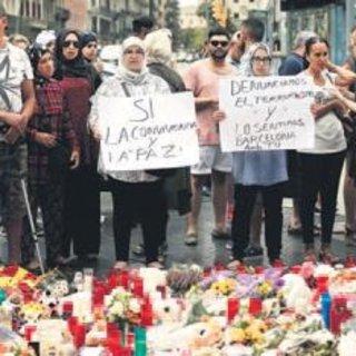 İspanya'daki Müslümanlardan kınama