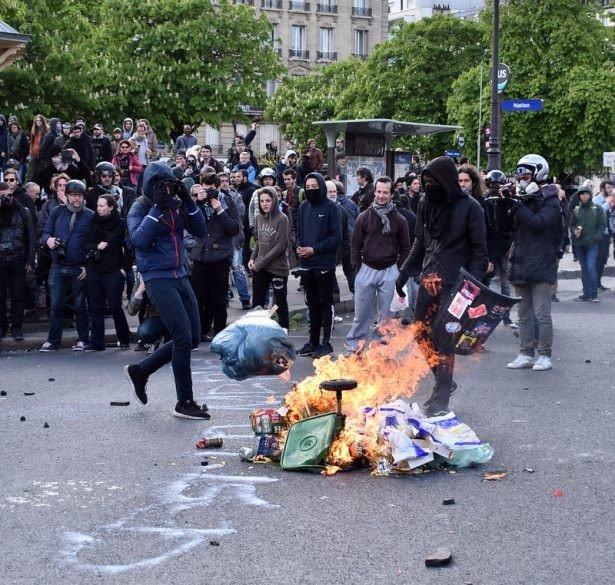 Fransa karıştı!