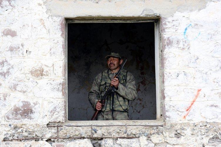 Doğu'da PKK'nın girmeye cesaret edemediği tek köy!