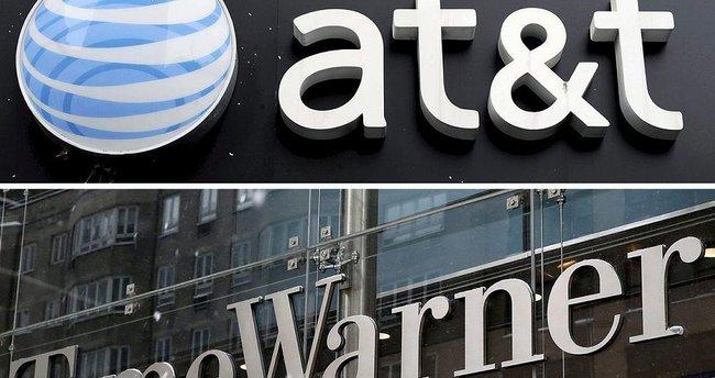 AT&T, Time Warner'ı satın alıyor