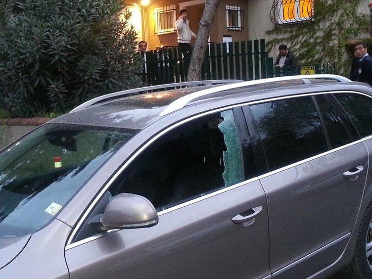 Oyuncu Yağmur Atacan'a silahlı saldırı