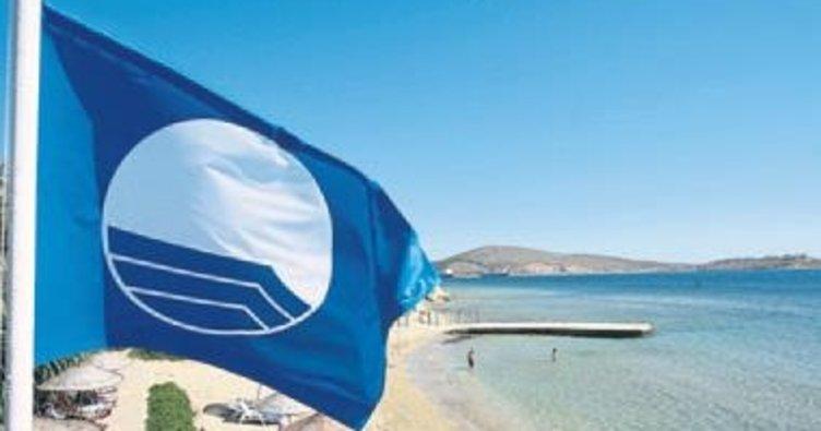 İzmir'de Mavi Bayrak gururu