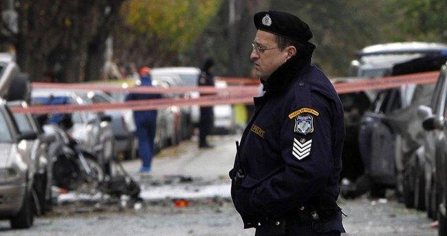 Atina'da kafede şiddetli patlama: 1 ölü, 7 yaralı