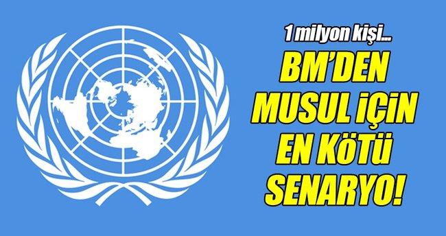 BM'den korkutan Musul senaryosu!