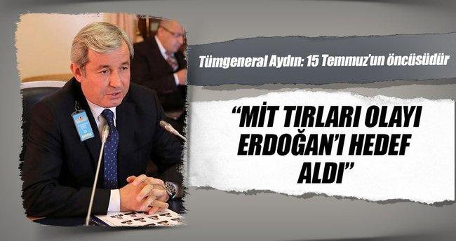 """""""MİT TIR'ları olayı Erdoğan'ı hedef aldı"""""""