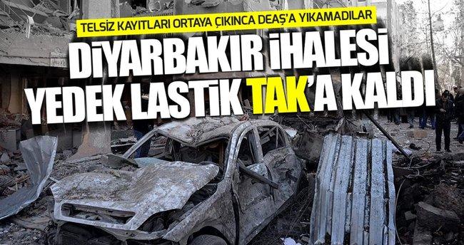 Telsiz kayıtları ortaya çıkan PKK, Diyarbakır saldırısını üstlenmek zorunda kaldı!