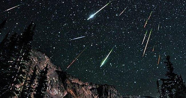 Meteor yağmuru ne zaman saat kaçta izlenecek - Türkiye'den izlenecek mi