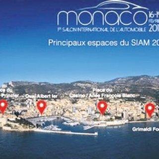 Fuarın gücüne Monaco kanıtı
