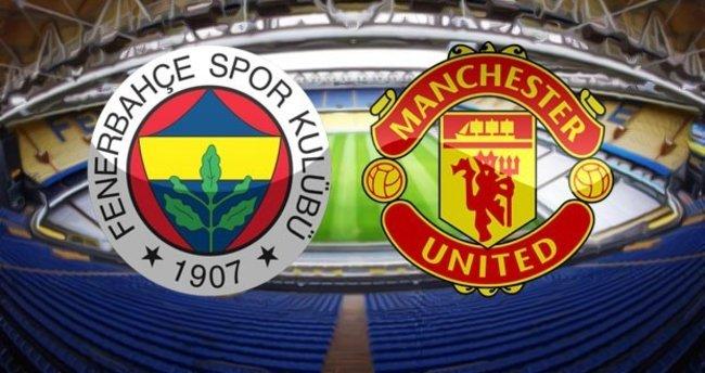 Fenerbahçe Manchester United maçı hangi kanalda? (İşte detaylar)