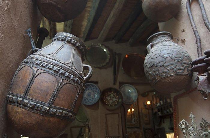 Fas'ın vaha hayatını anlatan müze