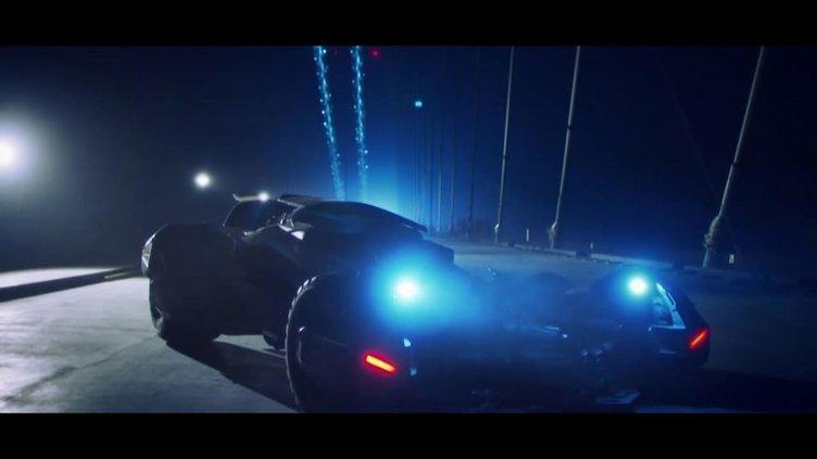 Batmobile 3. Köprü'den geçti