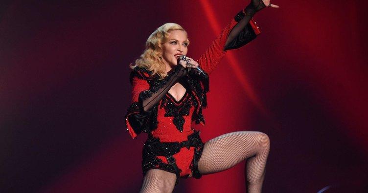 Madonna'nın çaresizliği