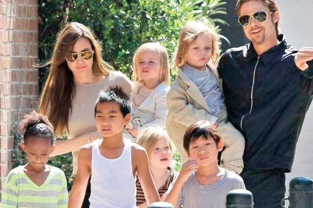 Angelina Jolie ve Brad Pitt boşanıyor