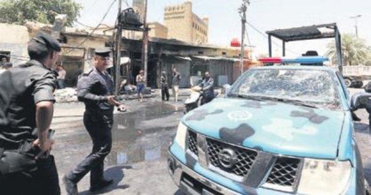 Bağdat'ta çifte saldırı: 27 ölü