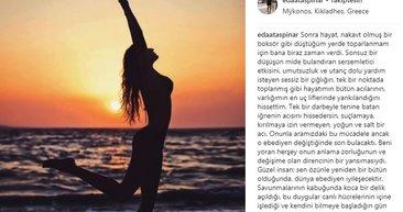 Ünlülerin Instagram paylaşımları (22.08.2017)
