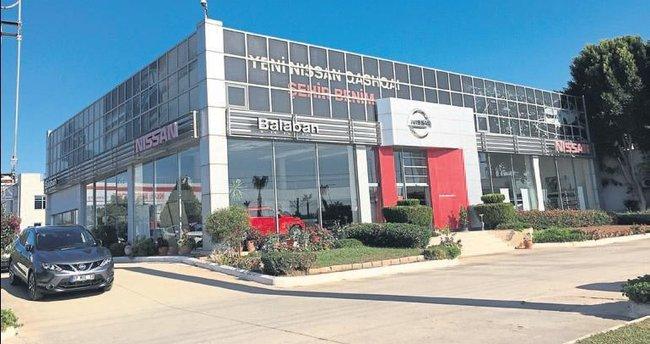 Nissan'ın yeni Antalya bayisi kapılarını açtı