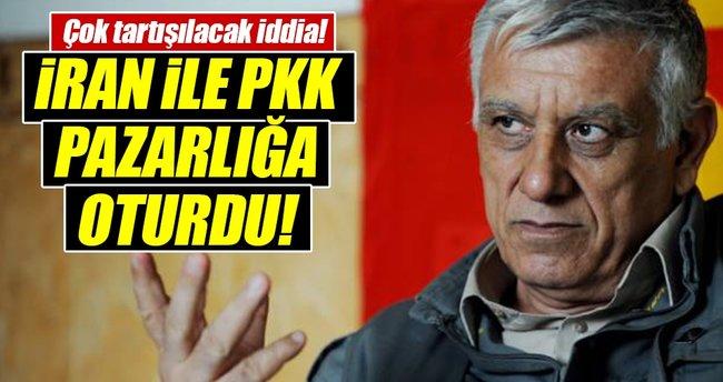 'İran PKK ile Musul pazarlığına oturdu'