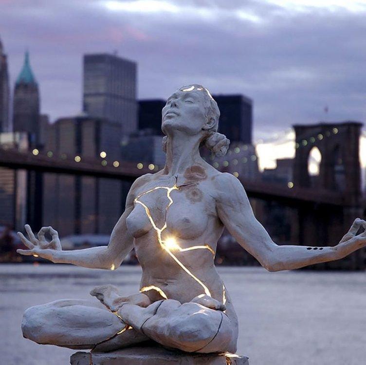 Dünyanın en ilginç heykelleri