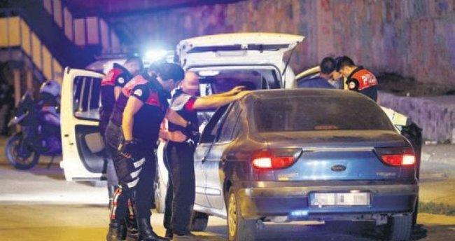 Ankara'da ilk kez 8 bin 500 polisle 'Huzur Operasyonu'