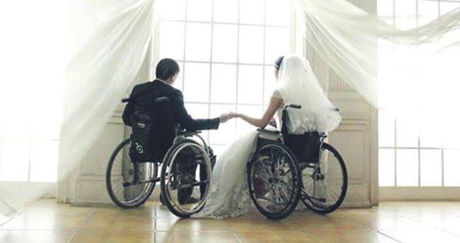 Evli engelli kadın ölüm aylığı alabilir