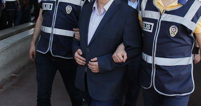 FETÖ operasyonunda 15 polis gözaltına alındı