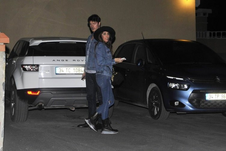 Hande Yener yeni aşkıyla ilk kez el ele!