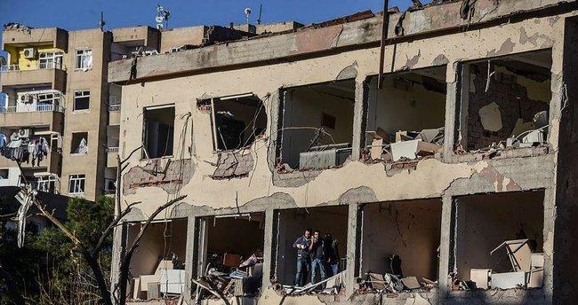 Diyarbakır'da hasar tespiti başladı