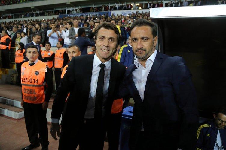 Mersin İdman Yurdu - Fenerbahçe maçının kareleri