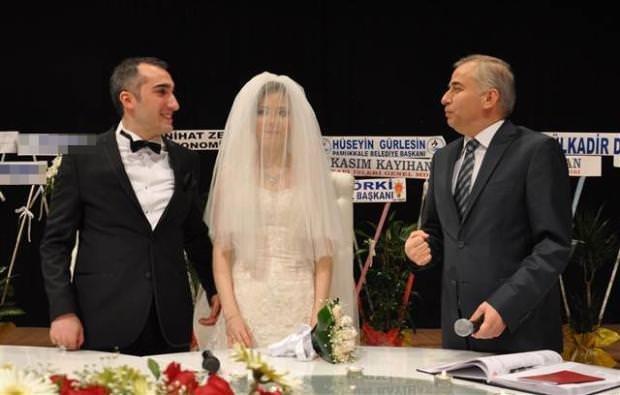 Teknoloji devlerinde çalışan Türk mühendisler evlendi